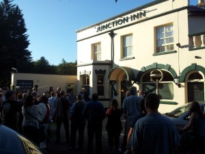 The Grand Reopening of the Junction Inn