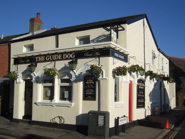 The Guide Dog pub