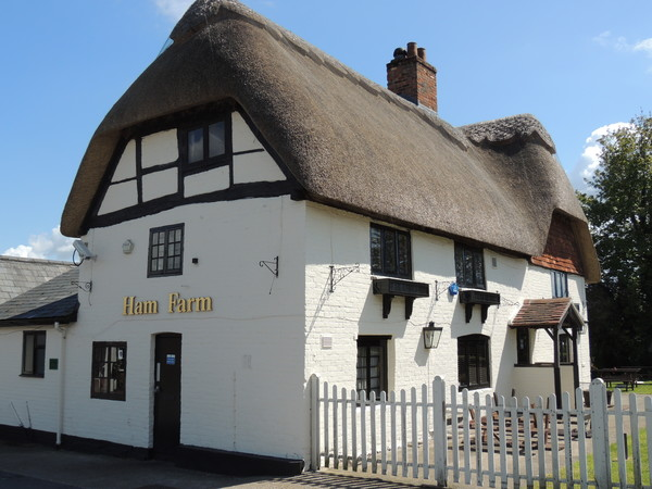 The Anchor, Eling