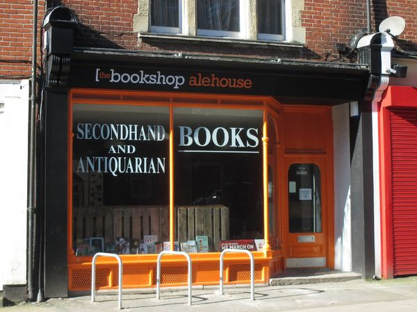 Bookshop Alehouse