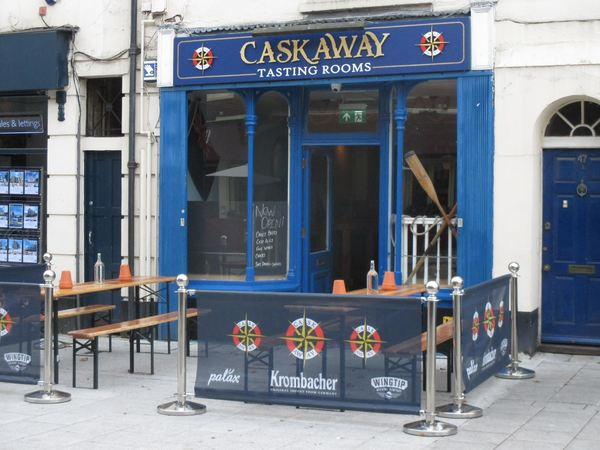Caskaway Tasting Rooms - the 2018C Southern Hampshire CAMRA Cider Pub of the Year