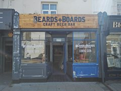Beards & Boards, Bedford Place, Southampton