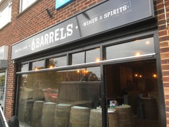 6 Barrels, Totton