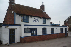 Jolly Sailor, Ashlett Creek