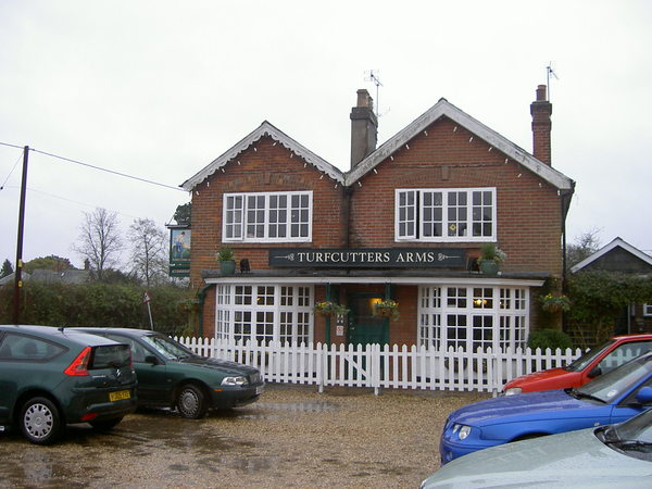 Turfcutters Arms, East Boldre
