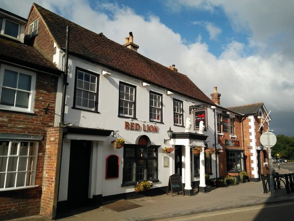 Red Lion, Milford on Sea