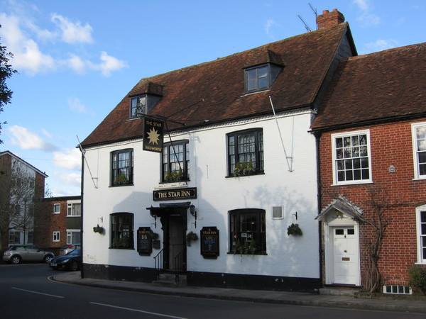 Star Inn, Romsey