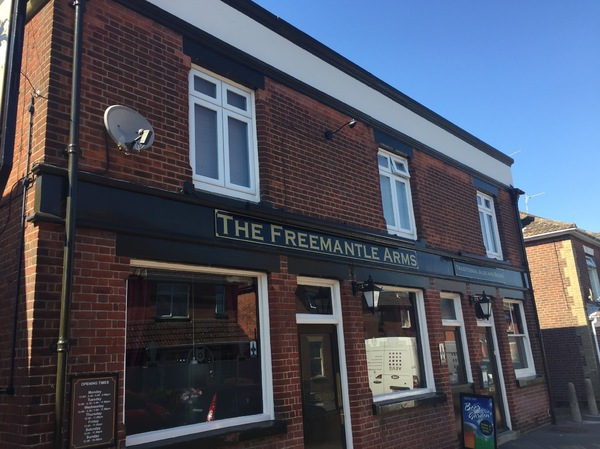 Freemantle Arms, Southampton