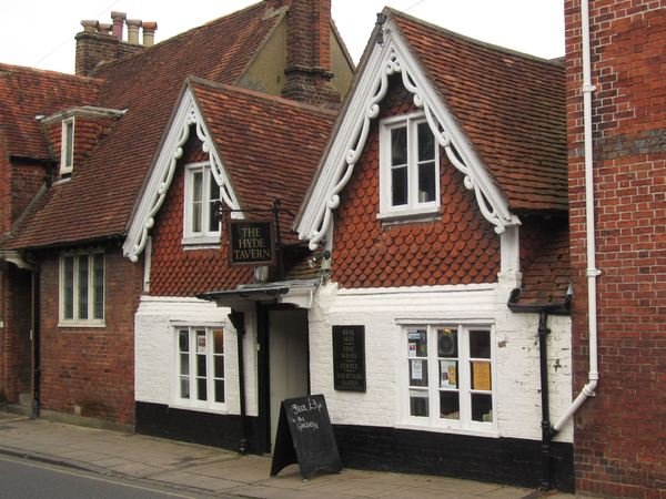 Hyde Tavern, Winchester